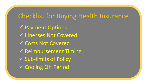 synopsis on health insurance